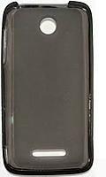 Cиликоновый чехол Lenovo A828t черный