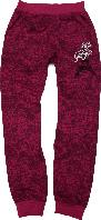 Штаны спортивные для девочки Active Sports розовые размер 146 152 158