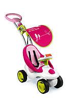 Каталка-качалка трансформер Bubble Go Smoby - Франция - розовый цвет
