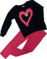 Кофта свитшот детская Breeze Girls для девочки размер 152