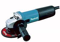 Угловая шлифовальная машина Makita 9558 HNG (Ø 125 мм)