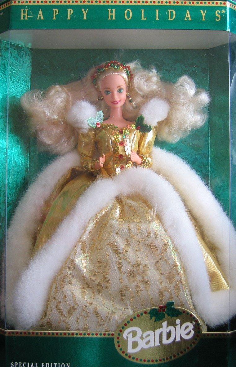 Кукла Барби Коллекционная Холидей 1994