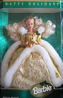 Кукла Барби Коллекционная Холидей 1994 Happy Holidays Barbie Doll Special Edition (1994)