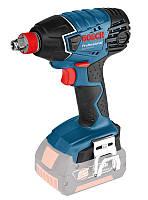 Аккумуляторный ударный шуруповерт/гайковерт Bosch GDX 18 V-LI