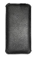Чехол-книжка для LG L70 черный