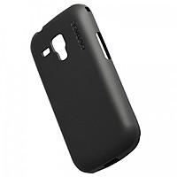 Cиликоновый чехол Samsung i9190 черный