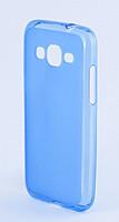 Силикон 0.3mm Samsung G360 G361 blue