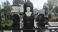 Скульптура бюст мужчины из мрамора № 17