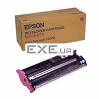 Картридж EPSON AcuLaser C1000/ C2000 magenta (C13S050035), фото 1