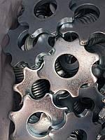 Восьмиконечные звездочки, ламели, фрезы к фрезеровальным машинам с барабанами 300 мм, 335 мм, фото 1