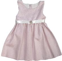 Сарафан и кофта детские ТМ Маленьке Сонечко белый розовый размер 56, 62, фото 3