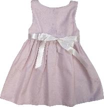 Сарафан и кофта детские ТМ Маленьке Сонечко белый розовый размер 56, 62, фото 2