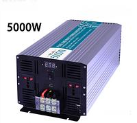 Пуско-зарядное устройство 5000W inverter 12V-220V
