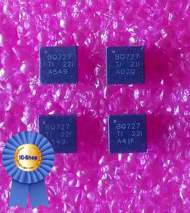 Микросхема BQ24727 ( BQ727 ), фото 2