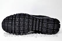 Кроссовки мужские в стиле Nike Free Run 3.0 V2, Black, фото 2