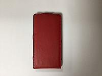 Книжка Lenovo A1900 A2800 красная