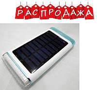 POWER BANK Solar+Led 15000 mAh UKC. РАСПРОДАЖА