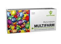 Мультифарм (Элит-Фарм) 40 табл.