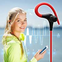 Беспроводные Bluetooth наушники гарнитура Hands free для спорта и отдыха