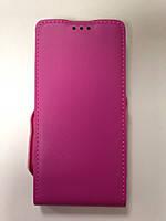 Чехол-книжка Техникс Lenovo S668t розовый