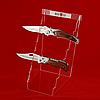 Подставка на 7 ножей-пластик