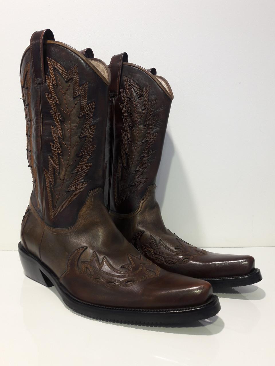 Казаки Etor 2840-009 коричневые