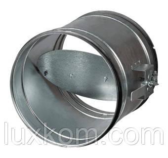 Жестяной воздушный клапан под привод