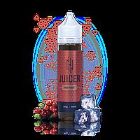 Жидкость JUICER RED HEAT (клюква и ментол) 60 мл
