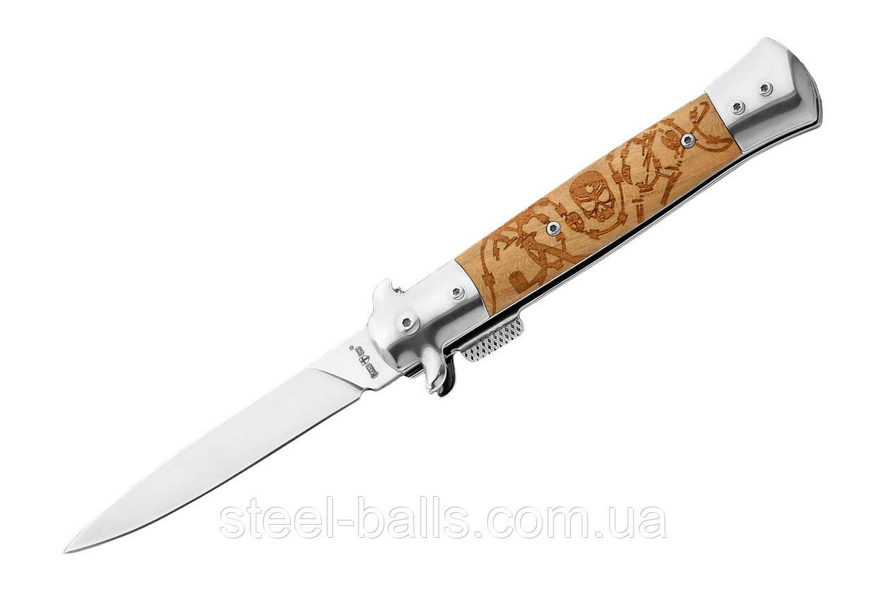 Нож стилет складной