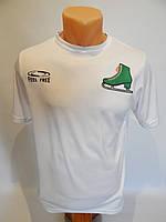 Мужская футболка фирменная спортивная    р.46  229Ф