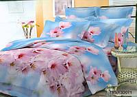 Комплект постельного белья 3D Доброе утро - полуторный