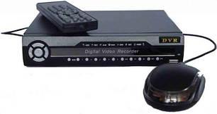 DVR видеорегистраторы