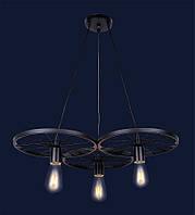 Светильник подвесной LOFT L5990180-3 BK