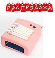 Лампа для наращивания ногтей Zh -818. РАСПРОДАЖА