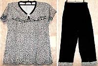Пижама качественная 100% хлопок размер 52-54