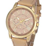 Часы Geneva (beige)