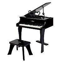Фортепиано со стульчиком HAPE Черное (E0320)