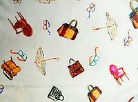 Ткань сумки 150х150мм