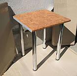 Стіл кухонний 60 х 60см, фото 2