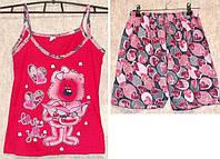 Пижама качественная Турция 100% хлопок размер XL(46-48),XXL(48-50)