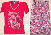 Пижама качественная Турция 100% хлопок размер M(42-44),XL(46-48)