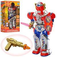 Игрушка робот на батарейках 99001