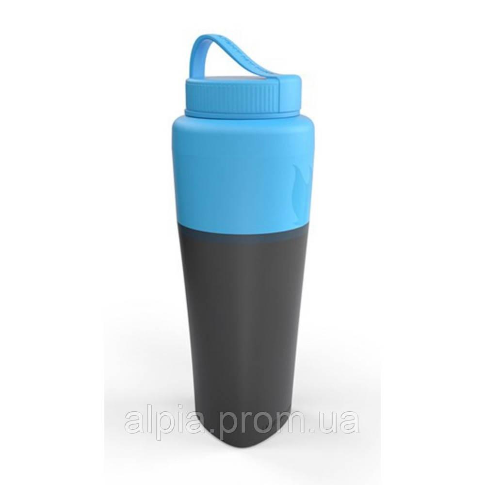 Фляга для воды Light My Fire Pack-up-Bottle cyan (LMF 42382710)