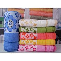 Набор полотенец баня 6 шт., банные полотенца