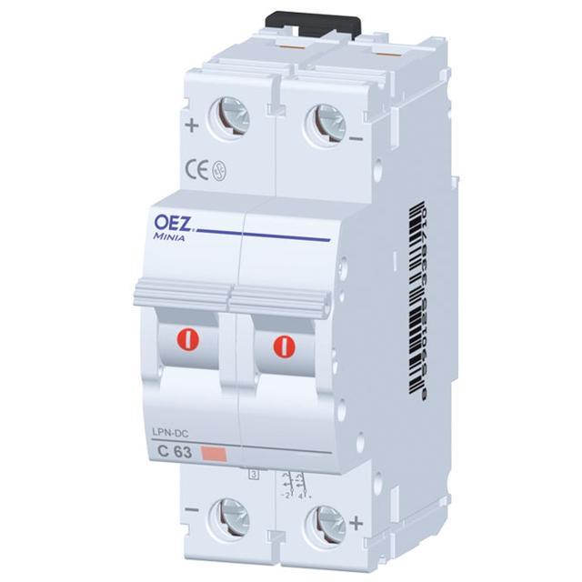 Автоматические выключатели 10 kA. 0,2-63A. LTS, LTN-US (DC), LSN, LPN