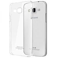Cиликоновый чехол Matte Samsung S7272 черный