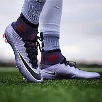 В какой обуви комфортней всего играть в футбол?