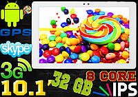 Лучший планшет Lenovo Insignia, Android 5, 8 ядер, 10.1'', 32 Gb , IPS, GPS, HDMI