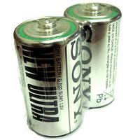 Батарейки SONY R20 NEW ULTRA (2Shring), фото 1