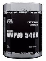 Fitness Authority - Xtreme Amino 5400, 400 tabs